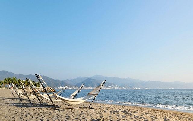 Hotel Marriott Puerto Vallarta Resort & Spa, confort en cada sitio