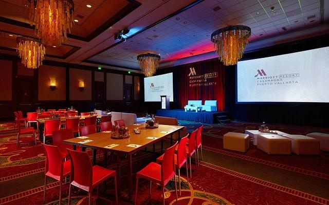 Hotel Marriott Puerto Vallarta Resort & Spa, salón de eventos