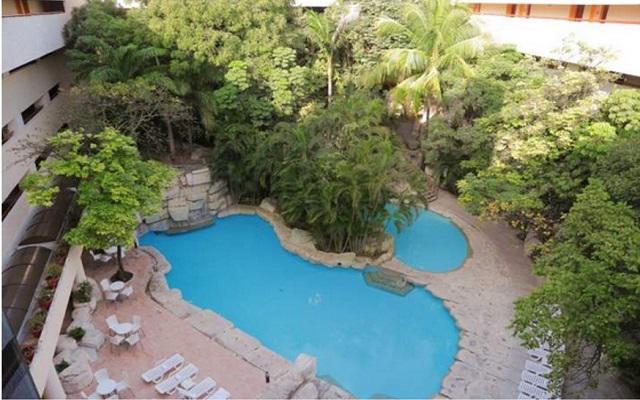 Hotel Marriott Tuxtla Gutiérrez, disfruta de su alberca al aire libre