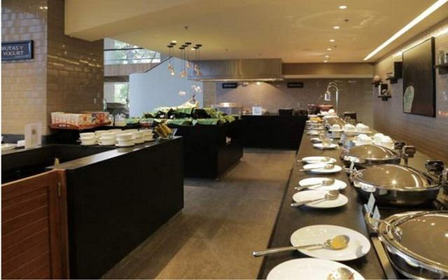 Hotel Marriott Tuxtla Gutiérrez, gastronomía de calidad