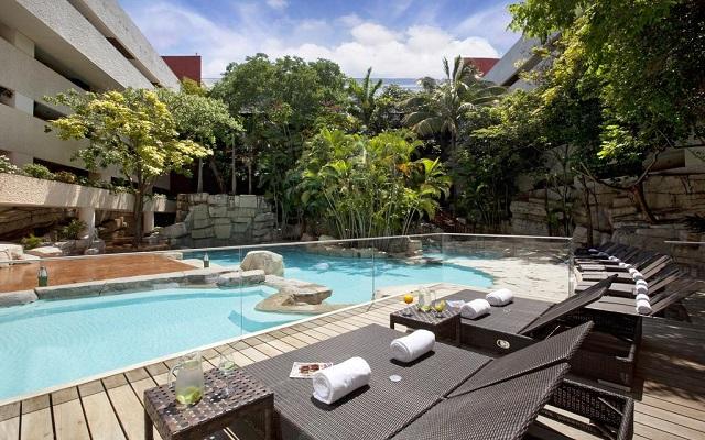 Hotel Marriott Tuxtla Gutiérrez, sitios diseñados para tu confort