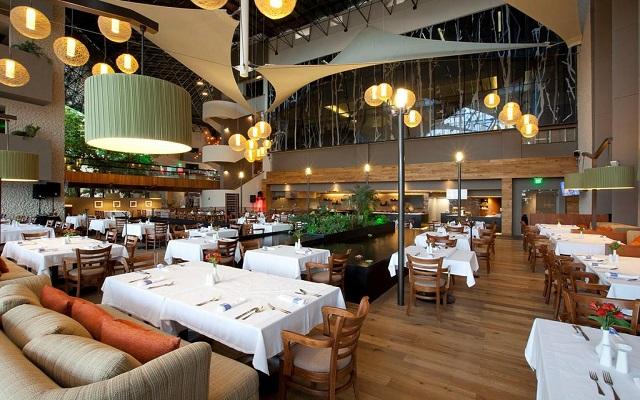 Hotel Marriott Tuxtla Gutiérrez, Restaurante Condimento