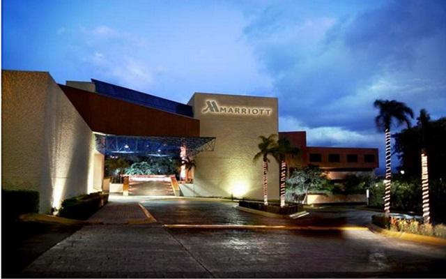 Hotel Marriott Tuxtla Gutiérrez en Tuxtla Gutiérrez