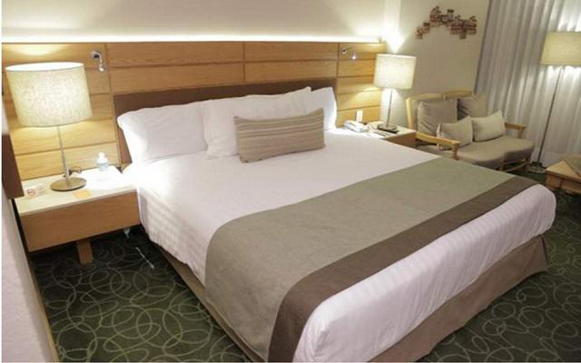 Hotel Marriott Tuxtla Gutiérrez, habitaciones cómodas y acogedoras