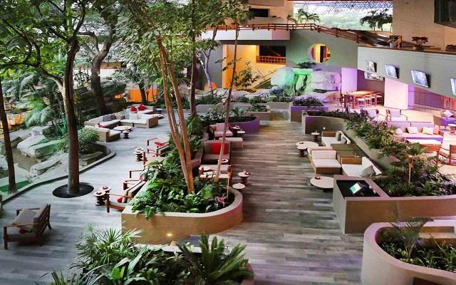 Hotel Marriott Tuxtla Gutiérrez, instalaciones limpias y acogedoras