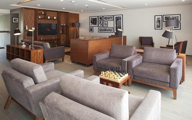 Hotel Marriott Tuxtla Gutiérrez, sala de descanso