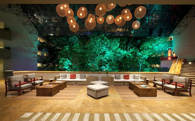 Hotel Marriott Tuxtla Gutiérrez, hermosa vista nocturna