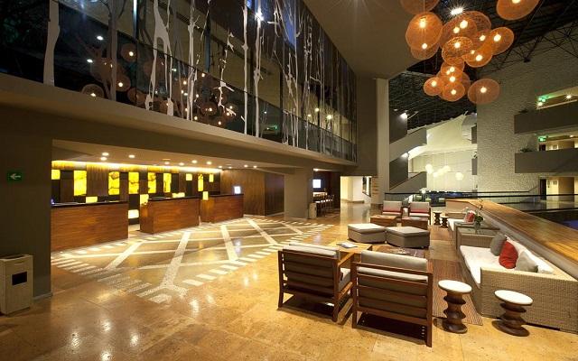 Hotel Marriott Tuxtla Gutiérrez, atención personalizada desde el inicio de tu estancia