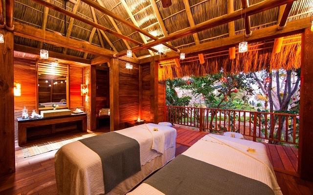 Hotel Matlali Resort & Spa All Inclusive, permite que te consientan en el spa