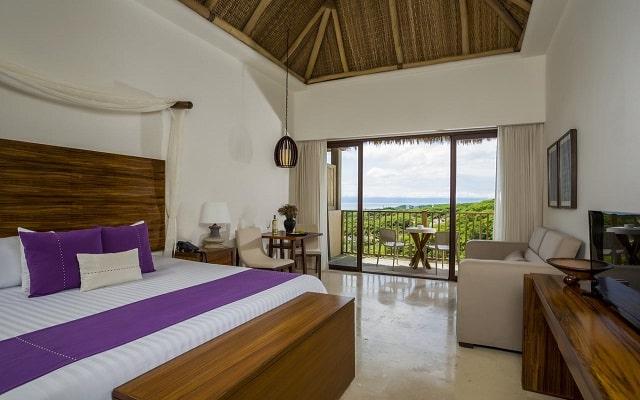 Hotel Matlali Resort & Spa All Inclusive, amplias y luminosas habitaciones