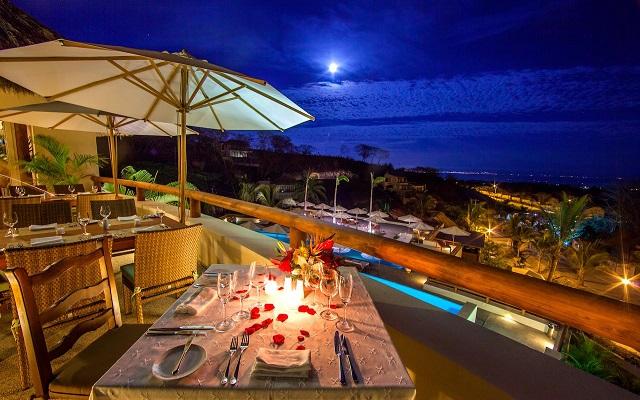 Hotel Matlali Resort & Spa All Inclusive, cena romántica