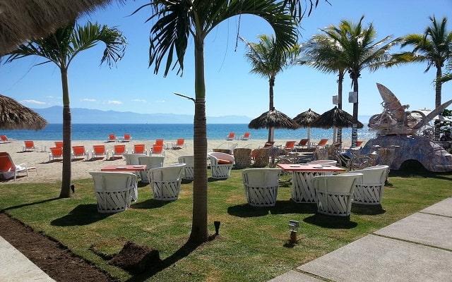Hotel Matlali Resort & Spa All Inclusive, playa