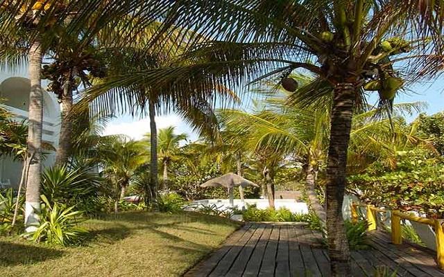 Hotel Maya Caribe Beach House by Faranda Hotels, pasea por lo lindos jardines que rodean al hotel