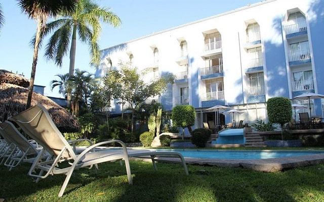 Hotel Maya Palenque en Palenque