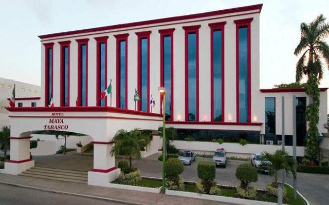 Hotel Maya Tabasco en Villahermosa Ciudad