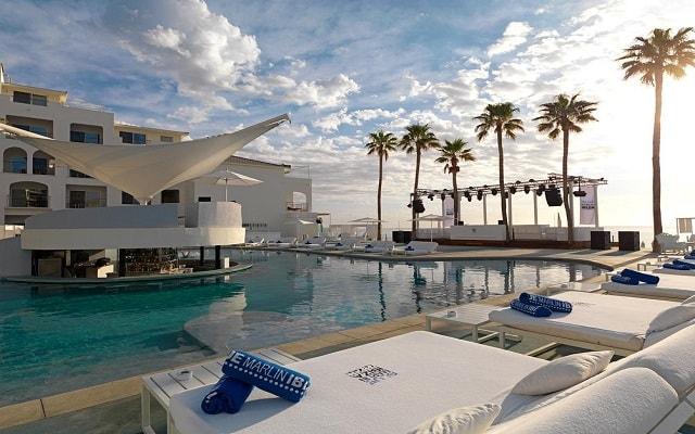 Hotel ME Cabo, disfruta al máximo tu estancia