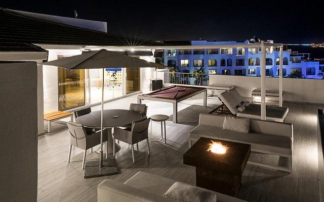 Hotel ME Cabo, confort en cada sitio