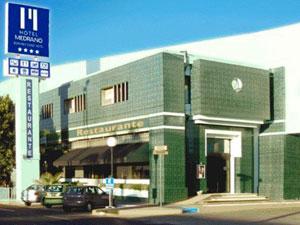 Hotel Medrano en Aguascalientes Ciudad
