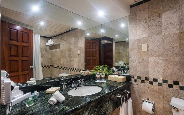 Hotel Meliá Cozumel Golf All Inclusive, amenidades de calidad