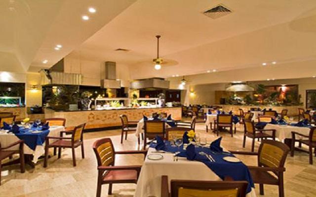 Hotel Meliá Cozumel Golf All Inclusive, Restaurante Café Paraíso