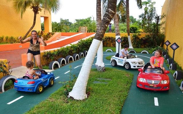 Hotel Meliá Cozumel Golf All Inclusive, club de niños