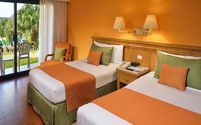 Hotel Meliá Cozumel Golf All Inclusive, habitaciones con todas las amenidades