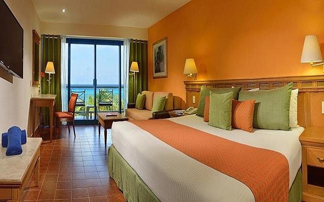 Hotel Meliá Cozumel Golf All Inclusive, habitaciones bien equipadas