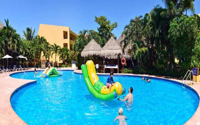 Hotel Meliá Cozumel Golf All Inclusive, los pequeños también van a divertirse
