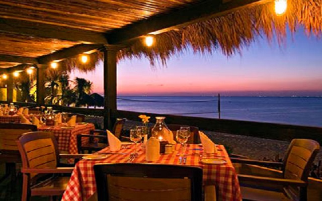Hotel Meliá Cozumel Golf All Inclusive, Restaurante La Isla