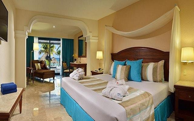 Hotel Meliá Cozumel Golf All Inclusive, espacios llenos de confort