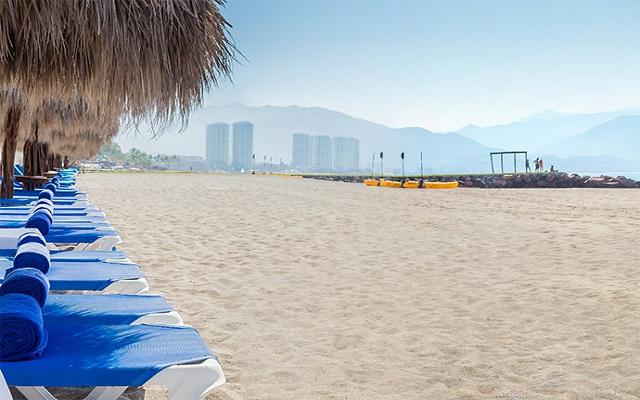 Hotel Meliá Puerto Vallarta All Inclusive, espacios acondicionados para tu confort