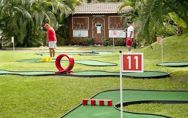 Hotel Meliá Puerto Vallarta All Inclusive, golfito