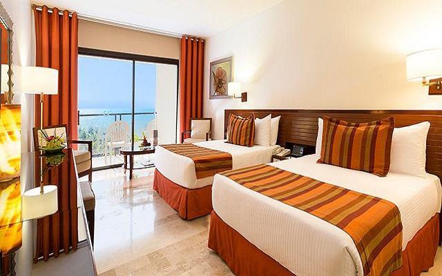 Hotel Meliá Puerto Vallarta All Inclusive, amplias y luminosas habitaciones