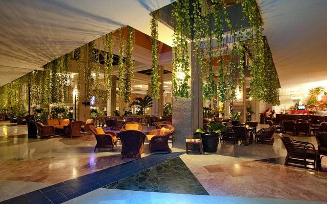 Hotel Meliá Puerto Vallarta All Inclusive, lobby