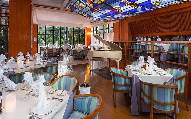 Hotel Meliá Puerto Vallarta All Inclusive, Restaurante Los Vitrales