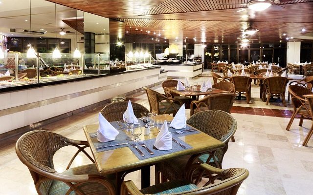 Hotel Meliá Puerto Vallarta All Inclusive, Restaurante Quetzal Buffet