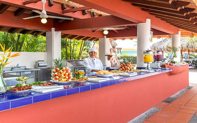 Hotel Meliá Puerto Vallarta All Inclusive, Palapita Snack Bar