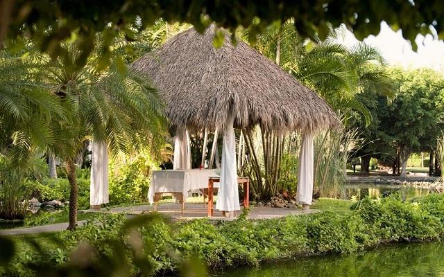 Hotel Meliá Puerto Vallarta All Inclusive, permite que te consientan en el spa