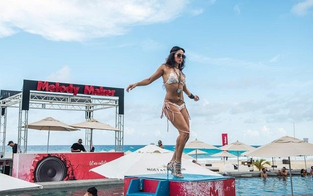 Hotel Melody Maker Cancún, fines de semana con DJ