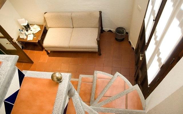 Hotel Mesón del Alférez Coatepec, habitaciones tipo duplex