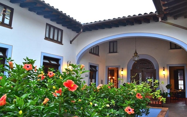 Hotel Mesón del Alférez Coatepec, servicio de calidad