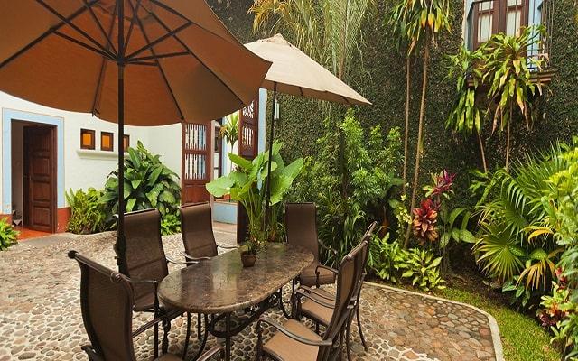Hotel Mesón del Alférez Coatepec, ambientes únicos