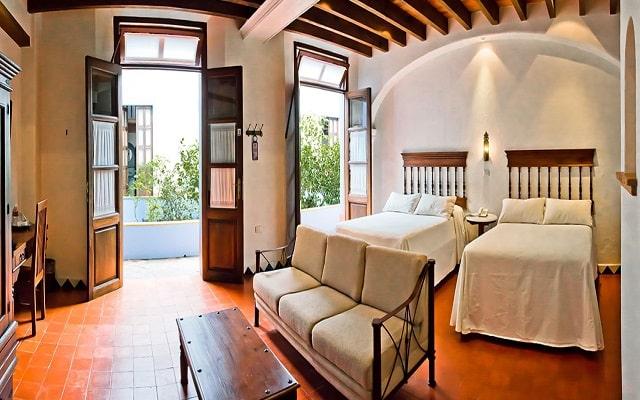 Hotel Mesón del Alférez Coatepec, espacios diseñados para tu descanso