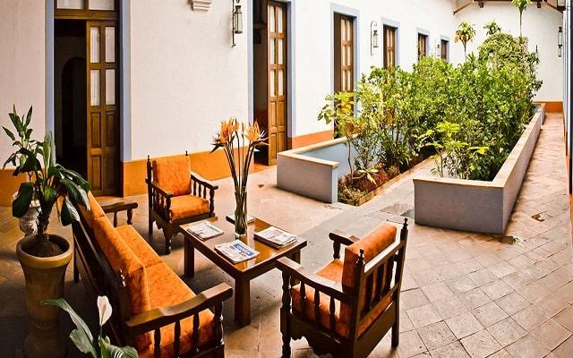 Hotel Mesón del Alférez Coatepec, relájate en espacios agradables