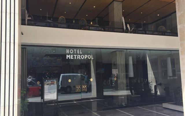 Hotel Metropol en Zócalo / Centro Histórico