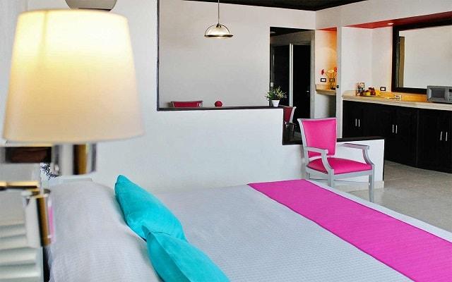 Hotel Mia City Villahermosa, habitaciones con todas las amenidades