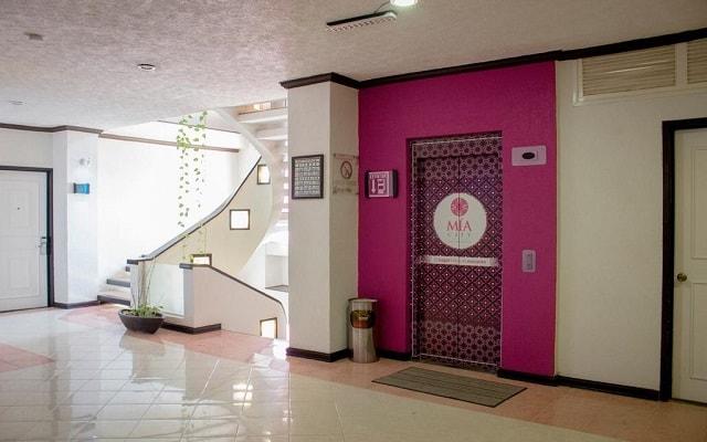 Hotel Mia City Villahermosa, cómodas instalaciones
