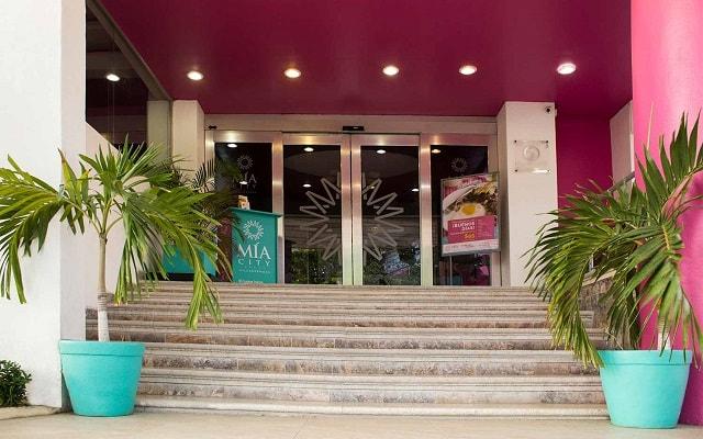 Hotel Mia City Villahermosa, buena ubicación