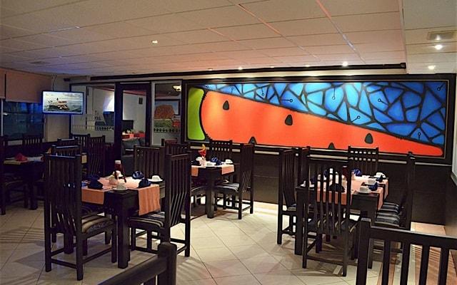 Hotel Mia City Villahermosa, Restaurante Sarimar