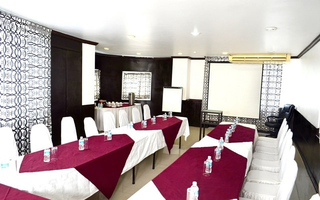 Hotel Mia City Villahermosa, sala de juntas